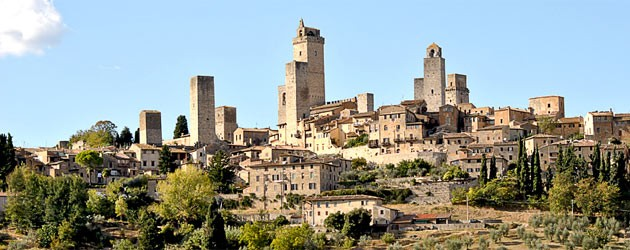 San Gimignano, Promotions - Familles, individuels, petits groupes
